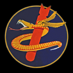 671st BS Patch