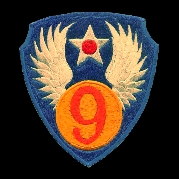 9th AF Patch