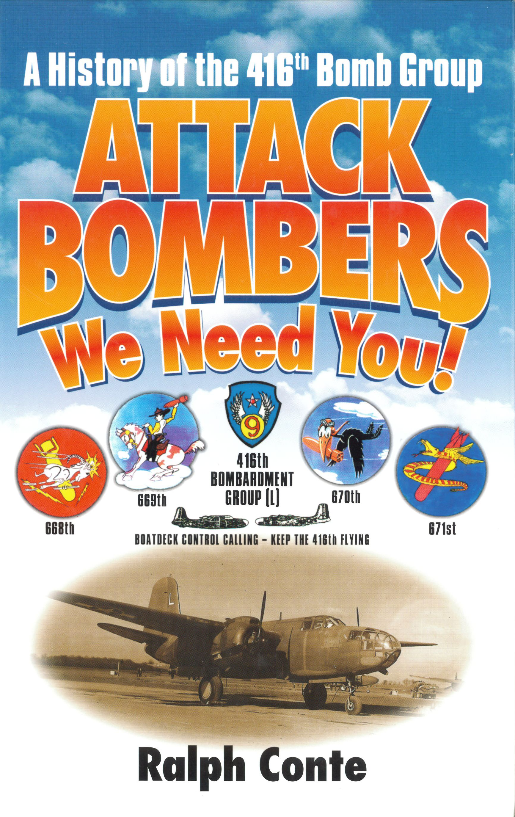 Attack Bombers We Need You